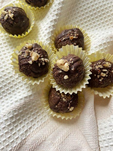 Easy Ferrero Rocher Recipe
